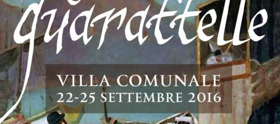 FESTIVAL of GUARATTELLE - NAPOLI