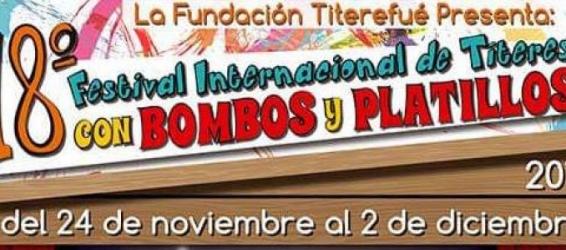 Festival Con Bombos y Platillos